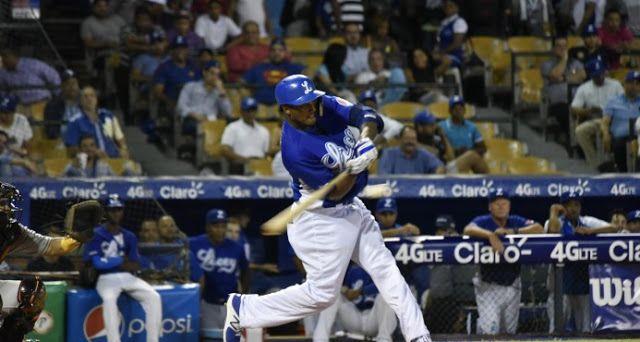#LIDOM: Rymer Liriano afortunado de regresar al béisbol tras pelotazo