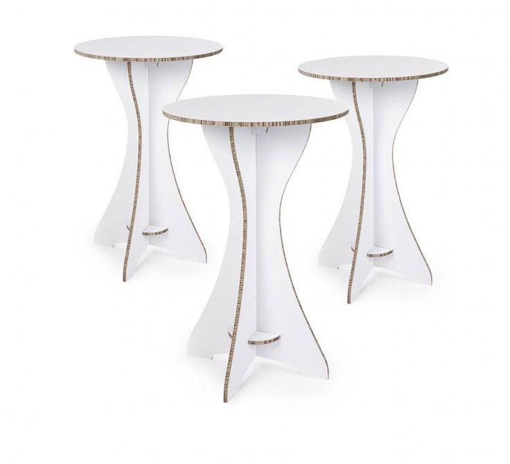 Bedrukte partytafels Eco partytafels! Gemaakt van sterk reboard (sandwich karton) en geheel bedrukt! Verkrijgbaar in verschillende uitvoeringen.  http://www.pimprint.nl/bedrukte-partytafels/