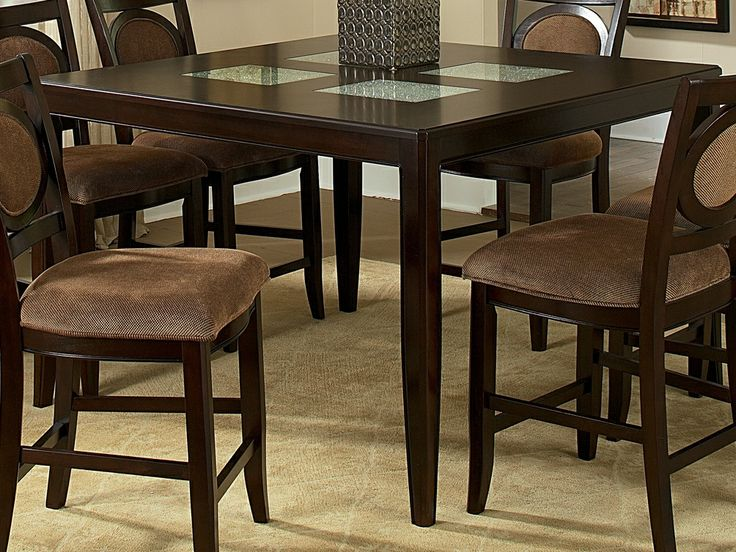 40 best dining images on pinterest dining room tables for Cracked glass dining table