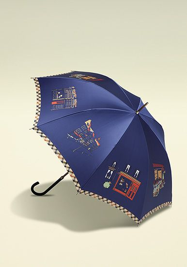 【DAKS UMBRELLA】21-125-21020 ¥10,000+税(Online shop:http://www.daks-japan.com/onlineshop/)(ムーンバット株式会社 03-3556-6810 http://www.moonbat.co.jp/)