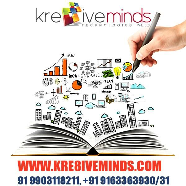 Have you ventured your ways through profitable and innovative #ContentMarketing service? http://www.kre8iveminds.com/ provides you affordability guaranteeing high end output!