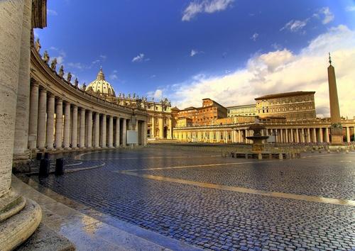 Saint Peter's Square, Vatican city: Vatican City, Rome Italy, Peter Squares, Peter O'Tool, Palaces, San Pietro, Travel, Saint Peter, Vatican Cities