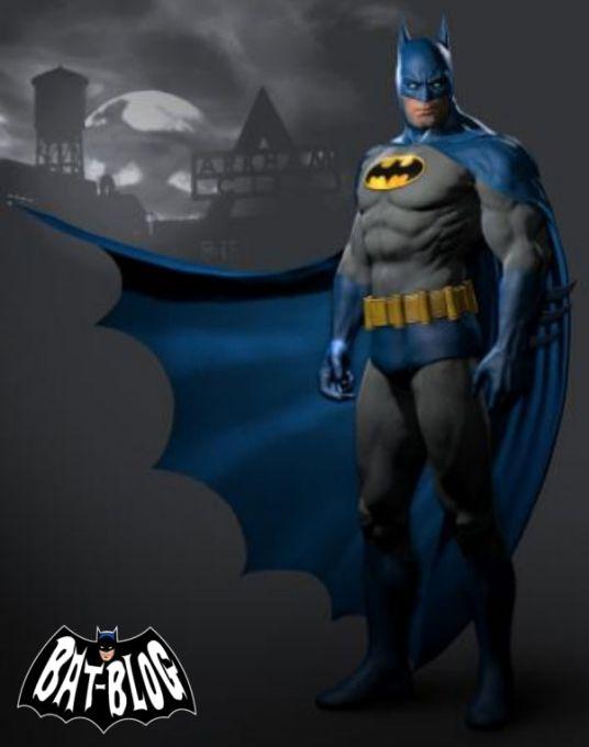 """- Batman traje de 1970 (de Neal Adams): Cómic: Juego: Se puede conseguir mediante la compra del Batman Arkham City en Xtralife. - Batman de """"Año uno"""": Cómic: Juego: - Batman de """"El regreso del Caballero Osc..."""
