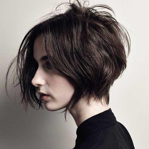 u los cortes de pelo cortos mejor