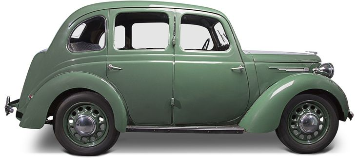 1947 Austin Eight