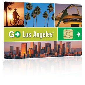 Go Los Angeles Card. Definite Value for tourist money & buy 3-days or more to include Universal Studios