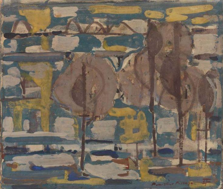 Ian Fairweather: Pumicestone Passage (1957)