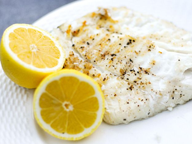 Simple Grilled Halibut - so easy and delicious!
