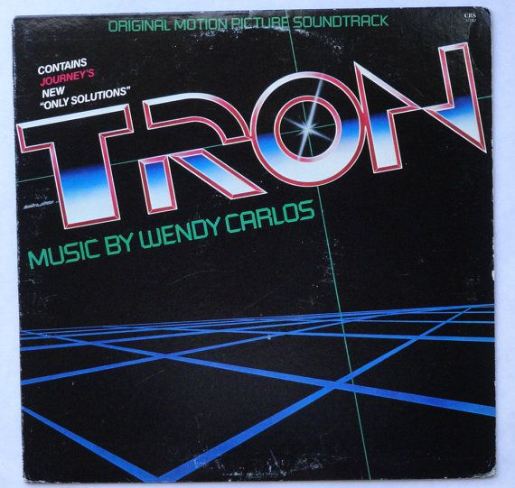 Wendy Carlos - Tron (Original Motion Picture Soundtrack)
