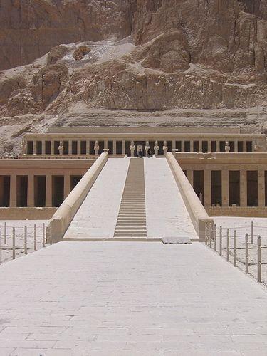 Temple of Queen Hatshepsut, Egypt