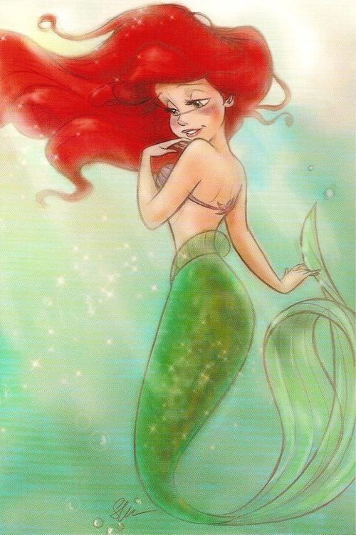 La Sirenita...