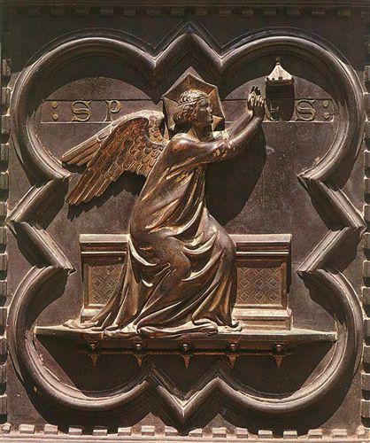 Resultado de imagen de Spes baptisterio florencia puerta