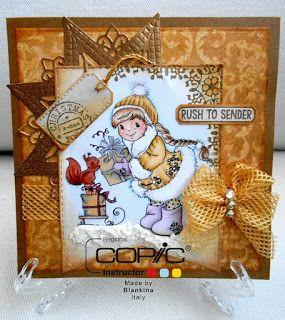 Copic Italia: Consegna speciale per Natale....