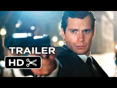 The Man From U.N.C.L.E. Official Trailer #1 (2015) – Henry Cavill, Armie Hammer Movie HD - YouTube