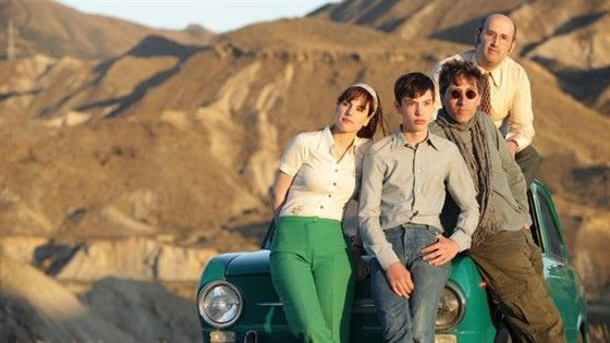 Living Is Easy With Eyes Closed : In Spain in 1966, a high school English teacher goes on a long-shot quest to meet his hero, John Lennon. Along the way he picks up a couple of troubled teenage hitchhikers on quests of their own. Directed by David Trueba.
