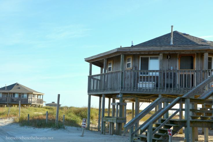 10 best vacation rentals images on pinterest vacation for Hatteras cabins rentals