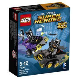 Tesco direct: LEGO Super Heroes Mighty Micros Batman vs Catwoman 76061
