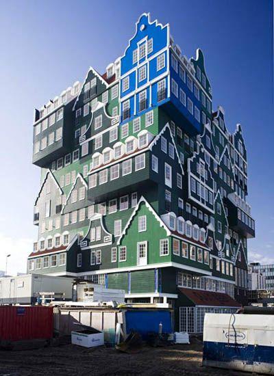 Zaandam Hotel Holland
