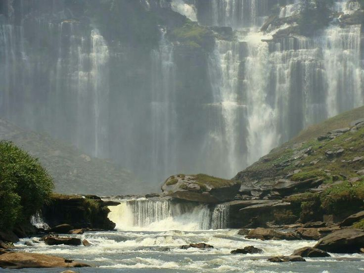 Kalandula Falls - Angola