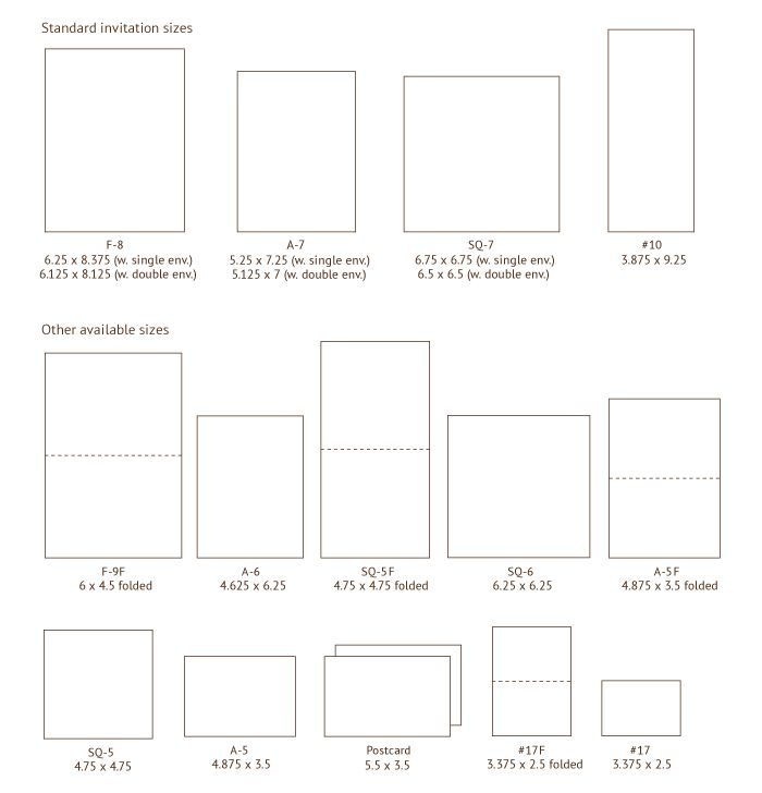Best 25 Paper size ideas – Standard Birthday Card Size