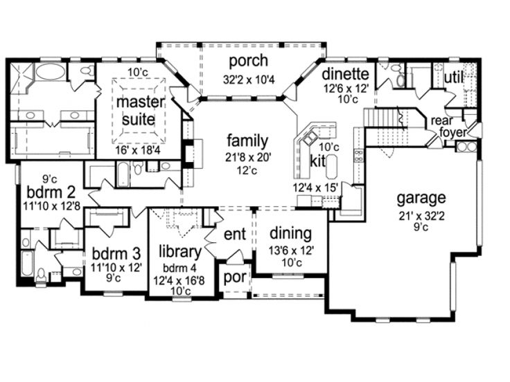 302 best Floorplans images on Pinterest House floor plans Dream
