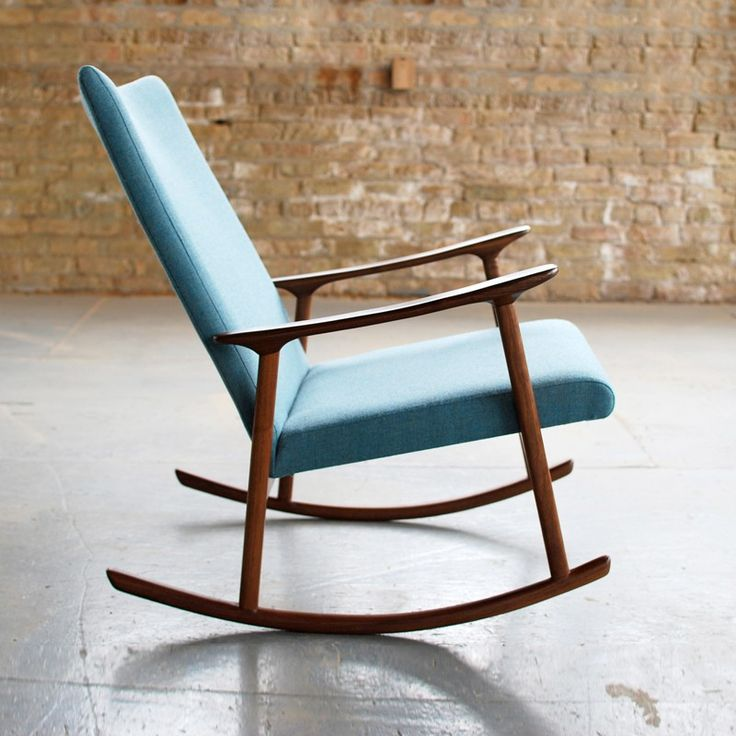 beautiful rocker.: Lewis Furniture, Modern Rocks Chairs,  Rockers, Rocking Chairs, Solid Wood, Mid Century, Jason Lewis, Wood Frames, Design
