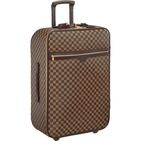 6542d12a46 sac de voyage louis vuitton keepall 55 marron toile enduite femme