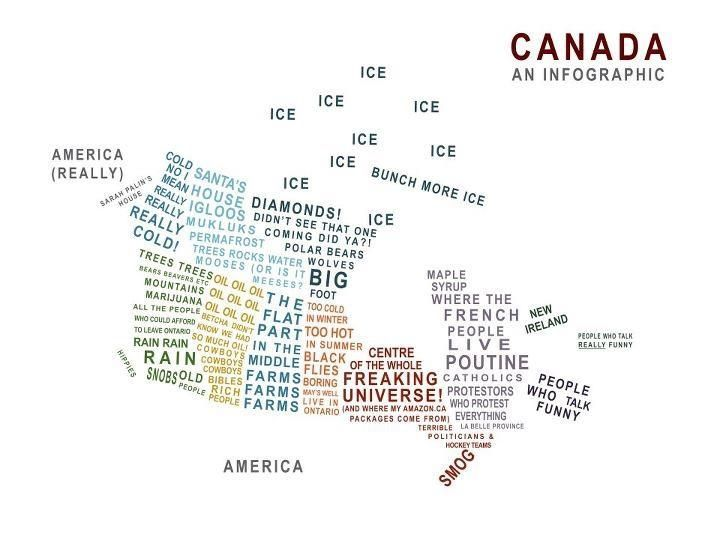 Canada, probably seen by a Canadian if I read the text correctly