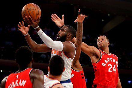 Tim Hardaway Jr.s 38 Points Carry Knicks Past Raptors