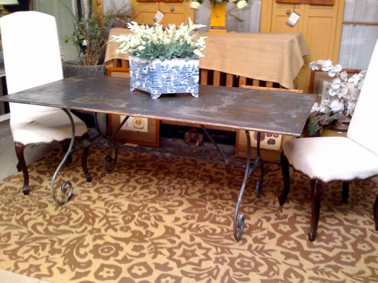 New Metal Dining Table 36 X 72 295