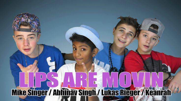 "ABHINAV SINGH / MIKE SINGER / LUKAS RIEGER / KEANRAH ""Lips Are Movin"" pr..."