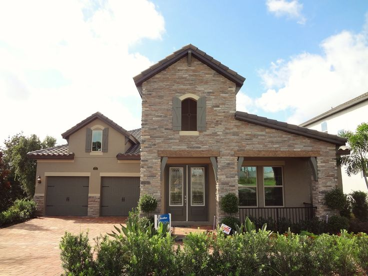 Winter Garden New Homes   Twinwaters By Meritage Homes   Avallon Model