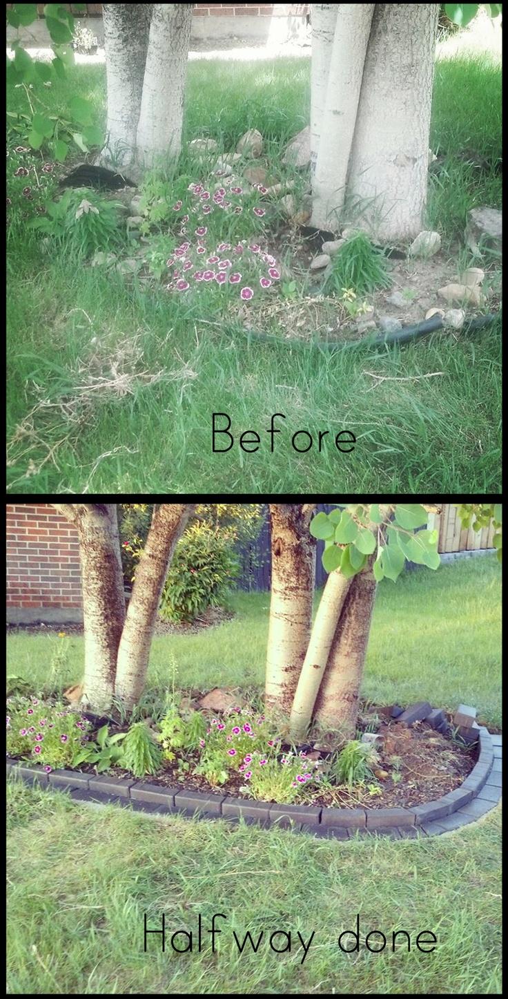 57 best images about Istutusalueiden reunat - Garden edging ideas ...