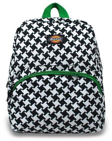 Dickies® Mini Festival Backpack - Dog Check. #afflink love this print and the green!