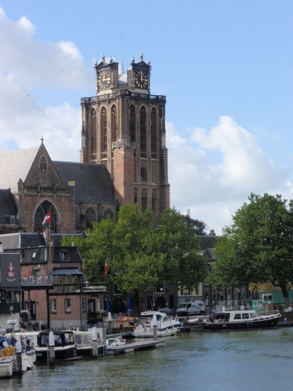 Dordrecht The place where I was born and raised, the place where graduated my high school. In this church, in 1973, I have done my public profession of the Christian faith and in 1975 I married there.