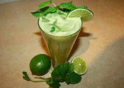 In the Reboot Kitchen: Apple Mojito | Reboot With Joe