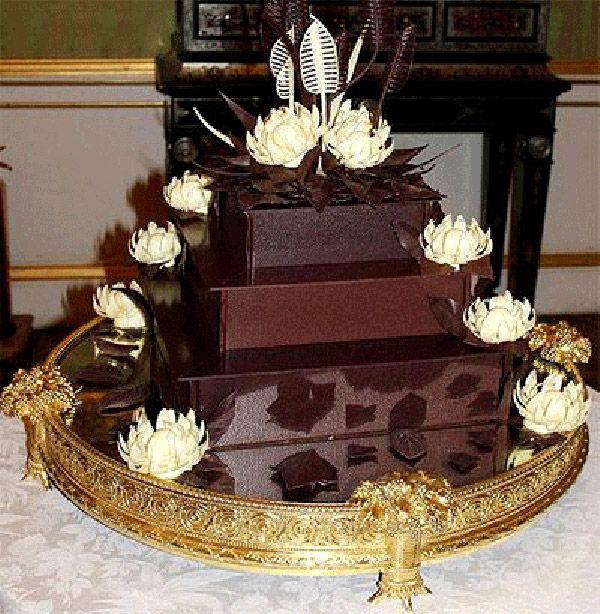 Prince William Grooms Cake Chocolate Recipe