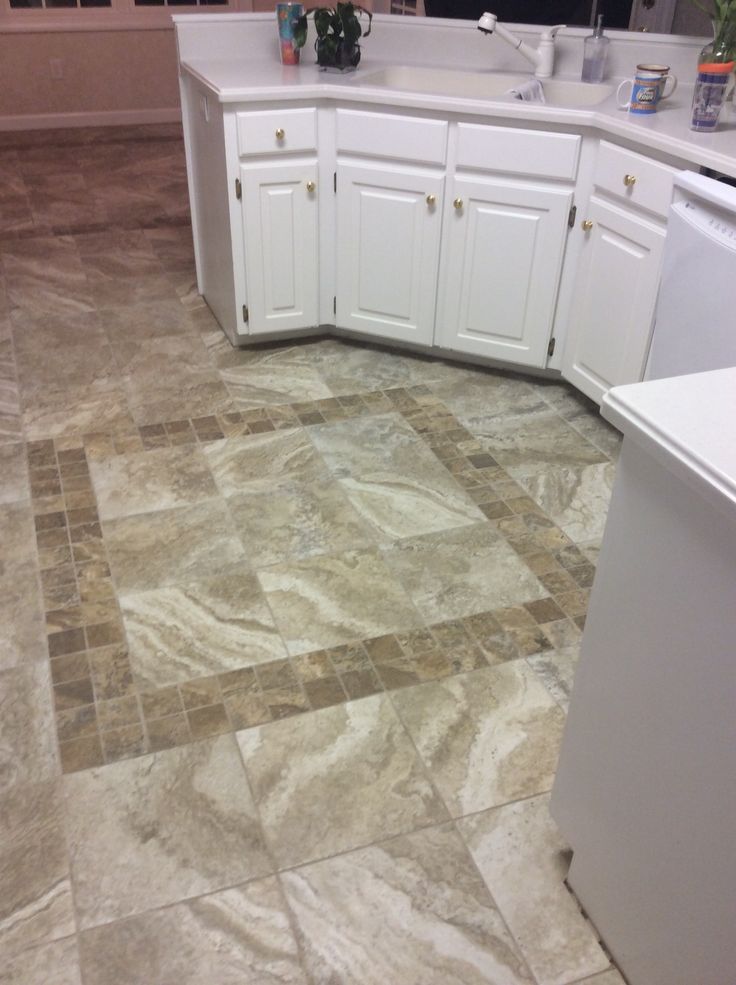 17 best images about kitchen flooring ideas on pinterest Travertine kitchen floor ideas