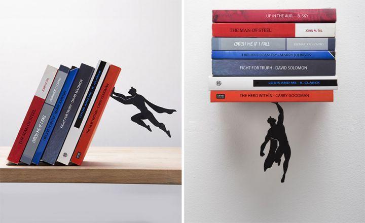serre livres super heros illusion (2)