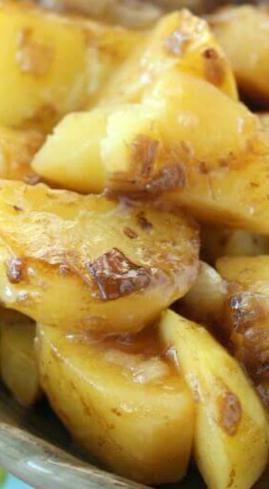 French Onion Oven Potatoes