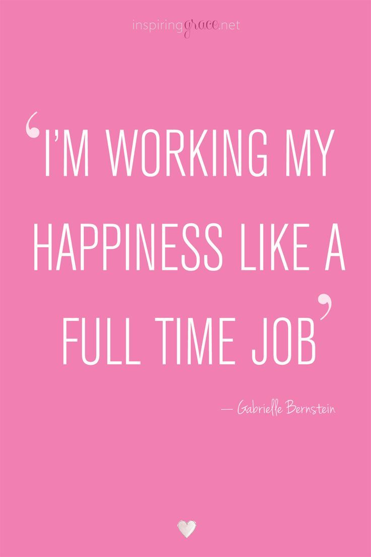 Quotes About Happiness :    QUOTATION – Image :    Quotes Of the day  – Description  I'm working my HAPPINESS like a full time job -Gabrielle Berstein  Sharing is Power  – Don't forget to share this quote !    https://hallofquotes.com/2018/03/04/quotes-about-happiness-im-working-my-happiness-like-a-full-time-job-gabrielle-berstein-4/