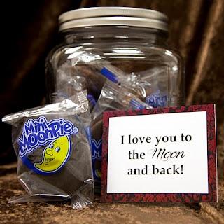 14 days of valentines. Good idea!