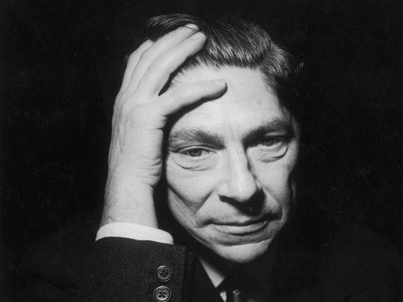 Arthur Koestler, autor de O zero e o infinito