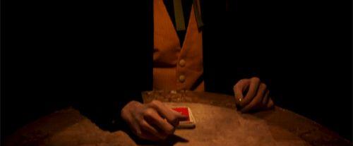 The Joker from The Batman Chronicles (gif) | Anthony Misiano as the Joker  Daniel Petruccio as Batman
