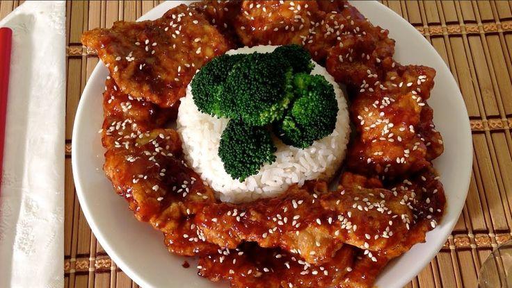 Peking Pork-How to Make Peking Pork-How To Cook Peking Pork Peking Pork Chops-Peking Pork Recipe - YouTube