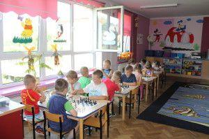 """III Turniej """"Z szachami przez życie"""" w Przedszkolu Samorządowym, Jaworzyna Śląska, 20.06.2013"""