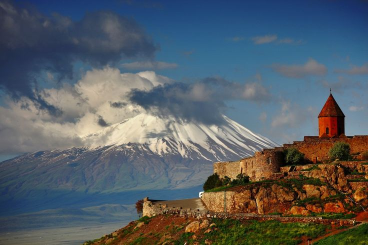 """""""UNESCO'S WORLD HERITAGE SITES OF ARMENIA"""" *** Featuring only 3 UNESCO's World Heritage Sites, Armenia should be amongst your must-visits as it has a very rich cultural heritage and it still preserves its national identity due to the lack of tourists invading the country."""