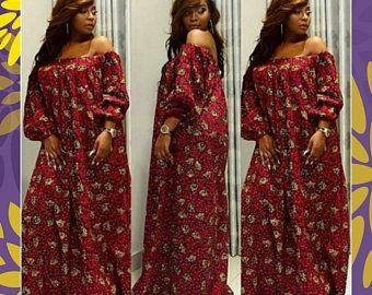 Robe péplum Ankara jaune vêtements africain femmes vêtements