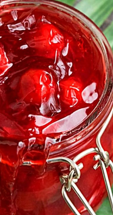 How to make Cherry Pie Filling using fresh, frozen or canned cherries.