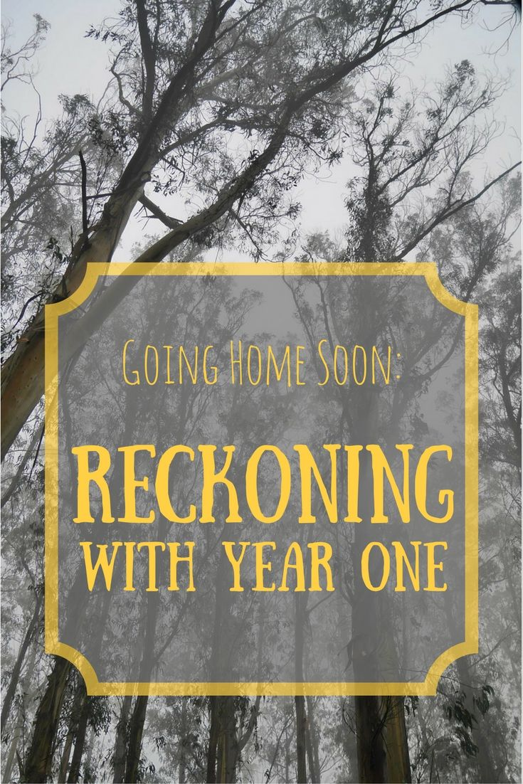 After nearly a year on the road, these are my thoughts on returning home.
